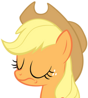 AJ disappointed Vector by RegnbogsRus