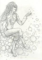 Jareth: Harvester of Dreams by Cinniuint