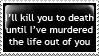A Threatening Threat by PsychoMonkeyShogun
