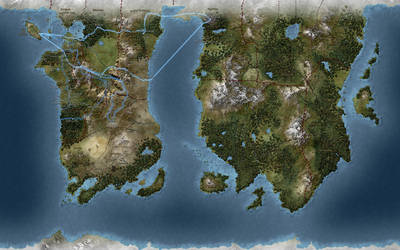 Godslayer map by The-Ascension