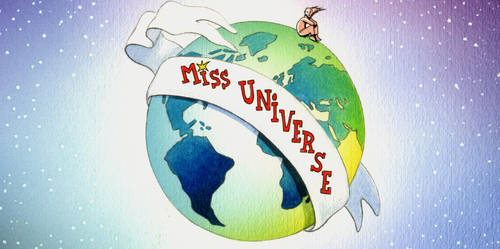 Miss Universe by renerl