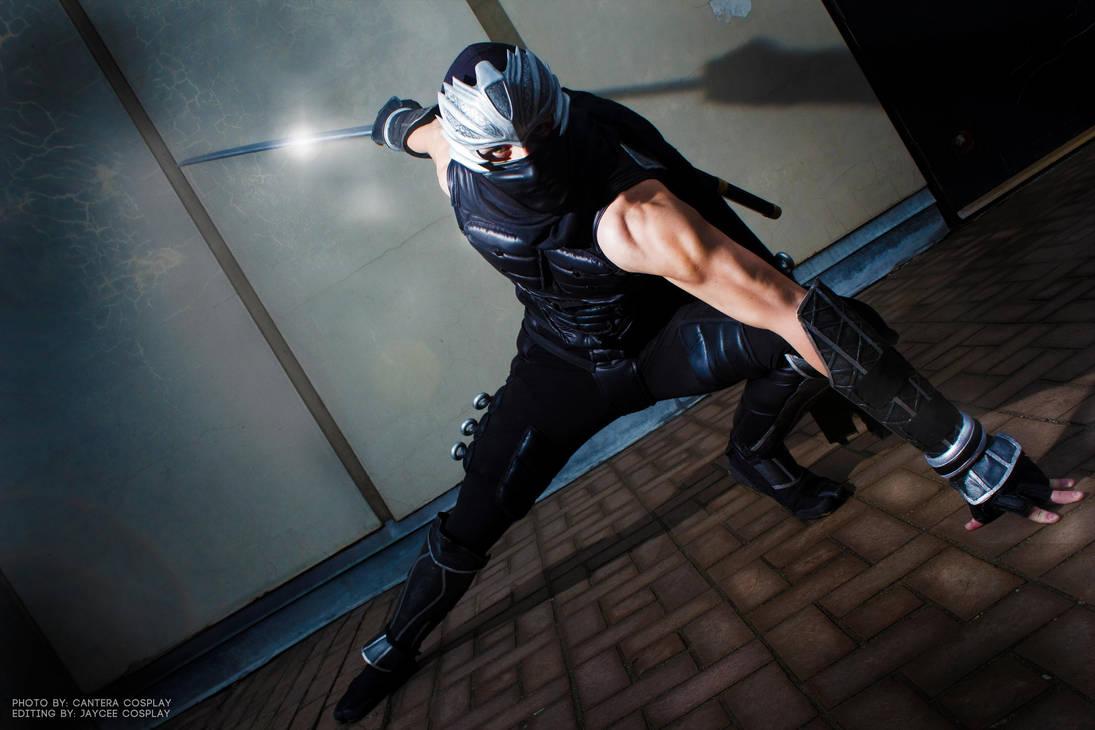 Ryu Hayabusa Cosplay, Ninja Gaiden 3 / DOA 5 by volko-dav