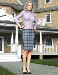 Rebecca Suburban House Wife by ILikeUniforms