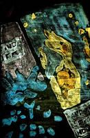 Tempera Resist - Hellboy by Piklom