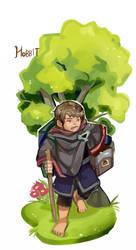 hobbit by zigemu