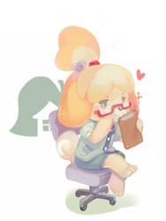 Isabelle by zigemu