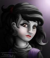 Lily Peet by Toonebs
