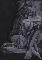 Samurai Deeper Kyo by FFSquall
