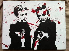 Boondock Saints by GWBinvincible