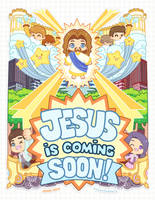 Jesus Is Coming Soon by jonah-onix