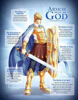 Armor of God by jonah-onix