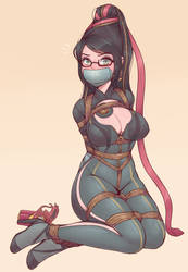 Captured Bayo by Liquidu
