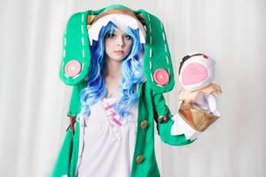 Date a Live - Yoshino cosplay by Disharmonica