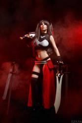 Fate/Stay Night - Rin Tohsaka (Archer ver) cosplay by Disharmonica