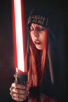 Cosplay Star Wars - Original Sith by Disharmonica