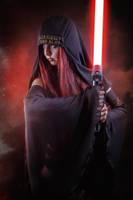 Cosplay Star Wars - Original Sith by Disharmonica