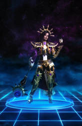 Diablo 3/Heroes of the Storm - Li-Ming cosplay by Disharmonica