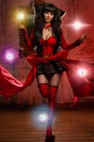 Fate Grand Order - Tohsaka Rin cosplay by Disharmonica