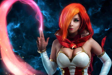 Cosplay Miss Fortune Star Guardian by Disharmonica