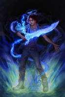 Kaladin Stormblessed by oneKATIE