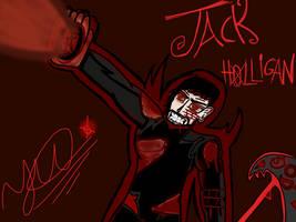 Jacky New battle suit by yannirex