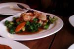 Prawn dish by Darklight-phoenix