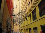 Colourful Buildings by Darklight-phoenix