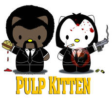 Pulp Kitten by The-Bundycoot