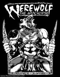 Werewolf - The apocalypse by The-Bundycoot