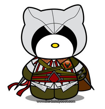Assassin's Kitty (Redux) by The-Bundycoot