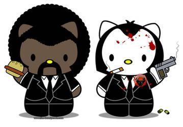 Hello Kitten (Redux) by The-Bundycoot