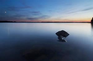 Quiet Evening by Laazeri