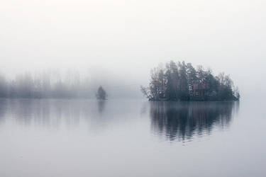 Solitude by Laazeri
