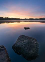 Serene Morning by Laazeri