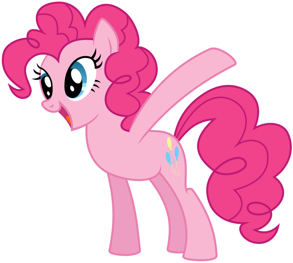 Pinkie Pie by KyssS by KyssS90