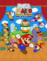 Paper Mario Remastered by DarkDiddyKong