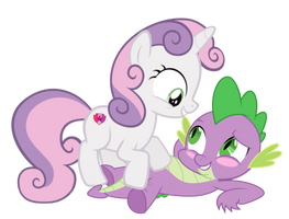 More Spikebelle by RozyFly10