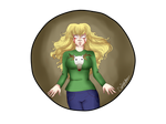Karey icon commission for mscreeptales by DaiseyMae