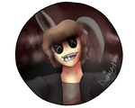 Alex icon commission for mscreeptales by DaiseyMae