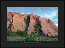 Morning Ridge by yenom