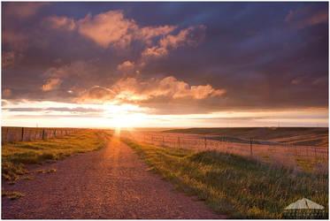 Sun Path by yenom