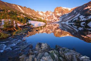 Lake Isabelle Glow by yenom