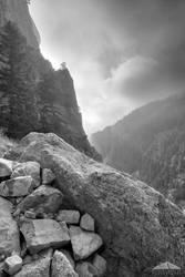 Rugged Canyon by yenom
