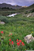 Loveland Pass Ponds by yenom