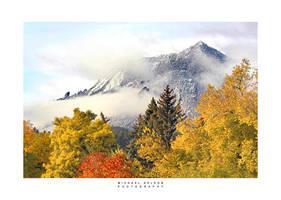 Change of Seasons by yenom