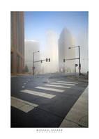 City Awakening by yenom
