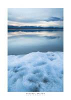 Frozen Shoreline by yenom