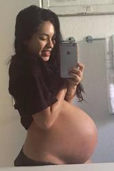 Pregnant 23 by BosephJose