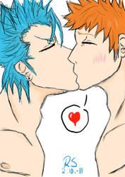 Kiss by SunshineDog