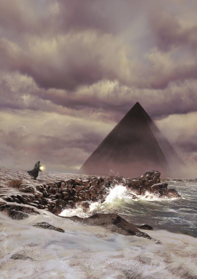 Im Schatten der Schwarzen Pyramide by RHanuschek